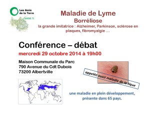 Conf Lyme 29.10.2014